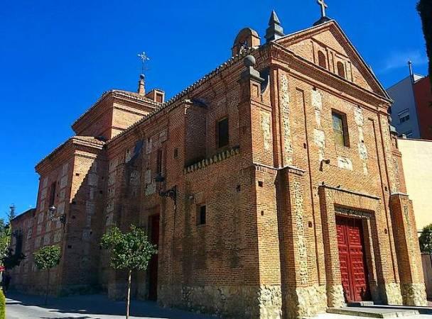 Ermita de Nuestra Señora de los Santos, en Móstoles