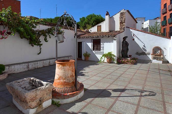 Casa Museo de Andrés Torrejón, en Móstoles