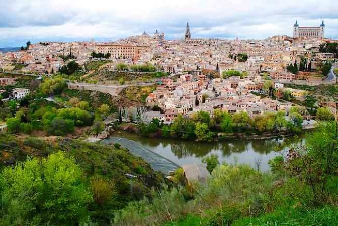 La Ciudad Imperial de Toledo