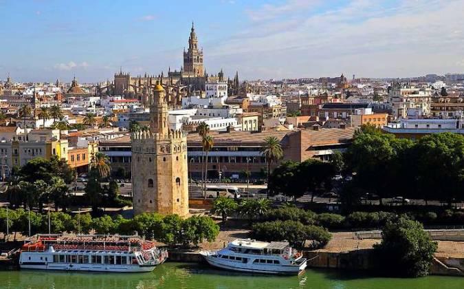 Motivos para visitar Sevilla