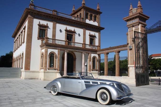 Museo del Automóvil, Málaga