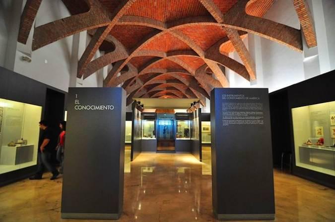 Museo de América, en Madrid