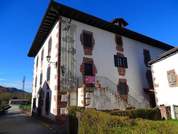 Museo de las Brujas de Zugarramurdi, en Navarra