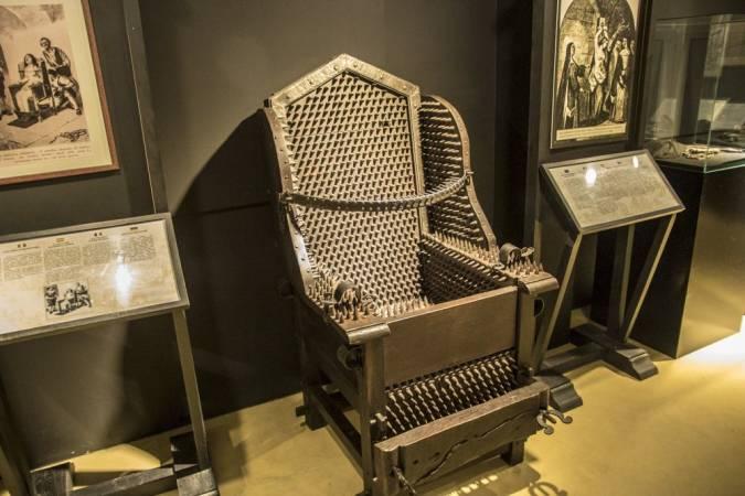 Museo de la Tortura Santillana del Mar