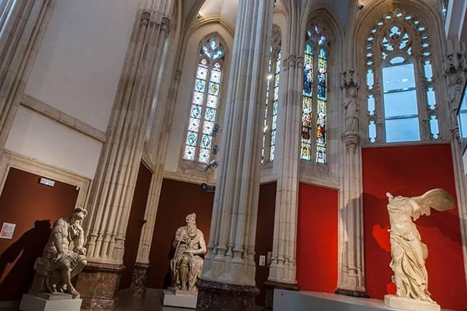 Visita al Museo de Reproducciones de Bilbao