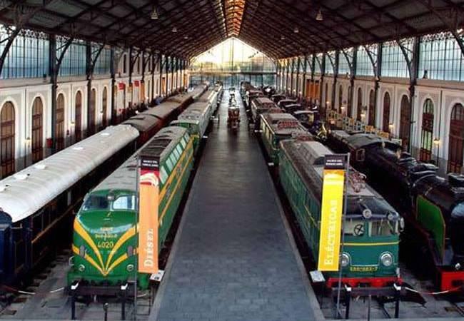 Museos de Madrid: Museo del Ferrocarril