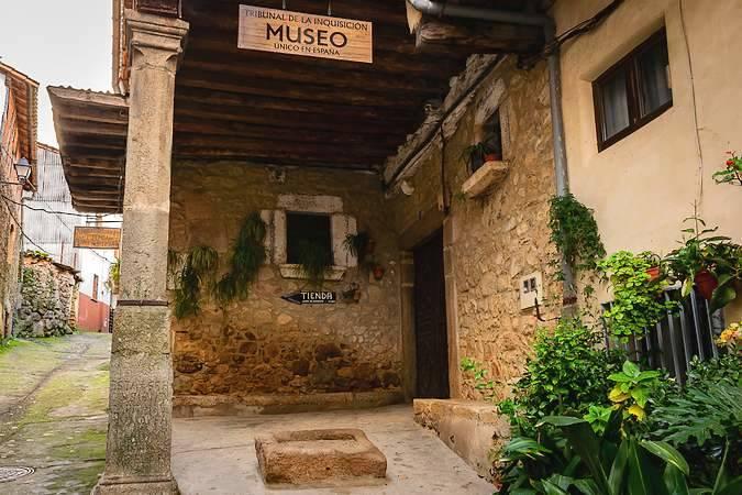 Museo de la Inquisición, en Garganta la Olla, Cáceres