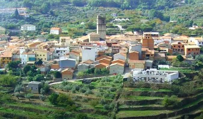 Garganta la Olla, en Cáceres