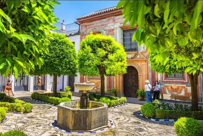 El Museo Julio Romero de Torres, en Córdoba