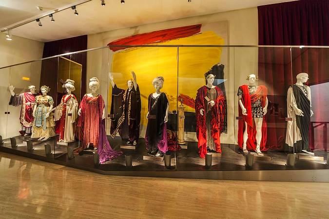 Visita al Museo Nacional del Teatro de Almagro