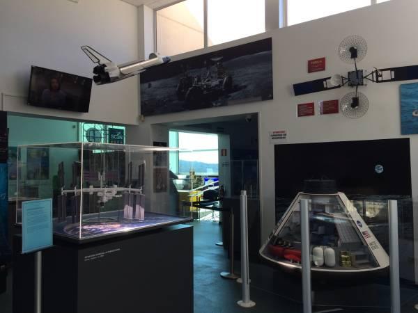 Museo Nasa en Madrid