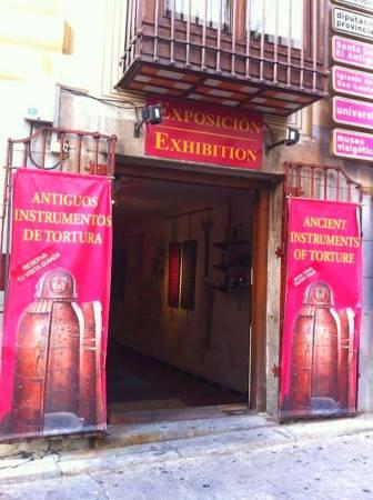 El Museo de la Tortura de Toledo