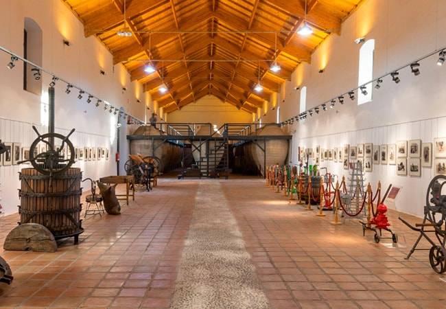 El Museo del Vino Valdepeñas en Ciudad Real