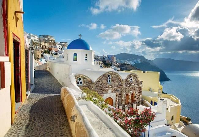 Mykonos o Santorini: ¡difícil elección!