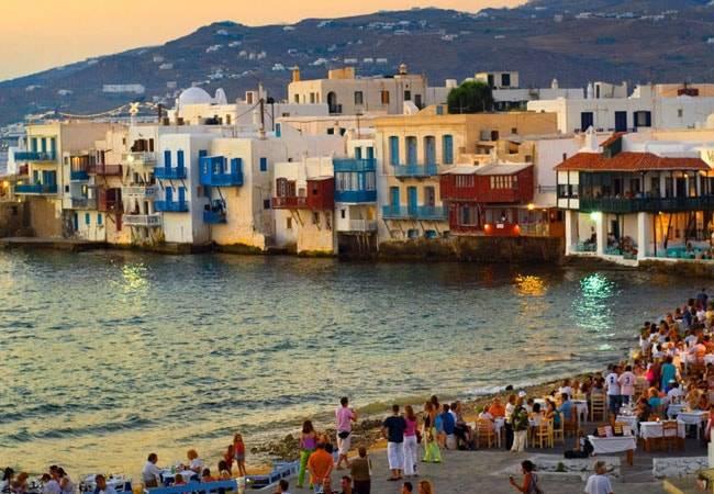 Descubre la isla griega de Mykonos