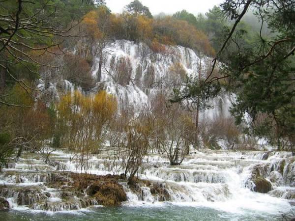 Visita al Nacimiento del Río Cuervo, en Cuenca