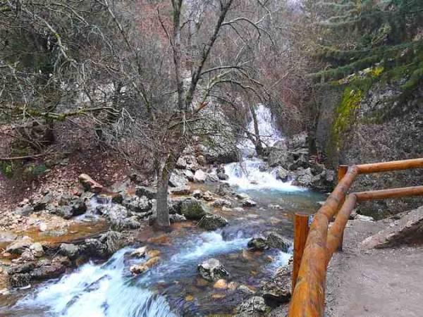 Nacimiento del río Guadalquivir, en la Sierra de Cazorla, Jaén