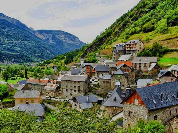 Vacaciones rodeados de naturaleza en Plan, Huesca
