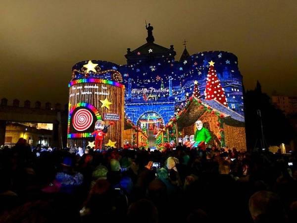 Navidad 2019 en la ciudad de Toledo