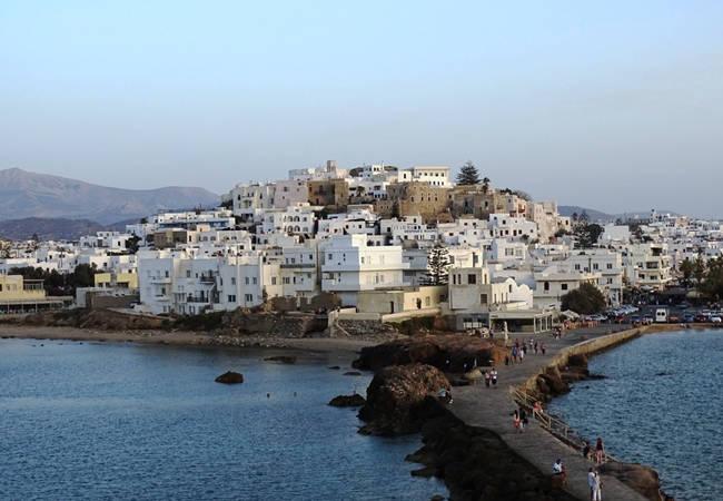 Naxos, el secreto mejor guardado de las islas griegas