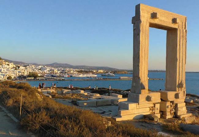 Qué ver en Naxos