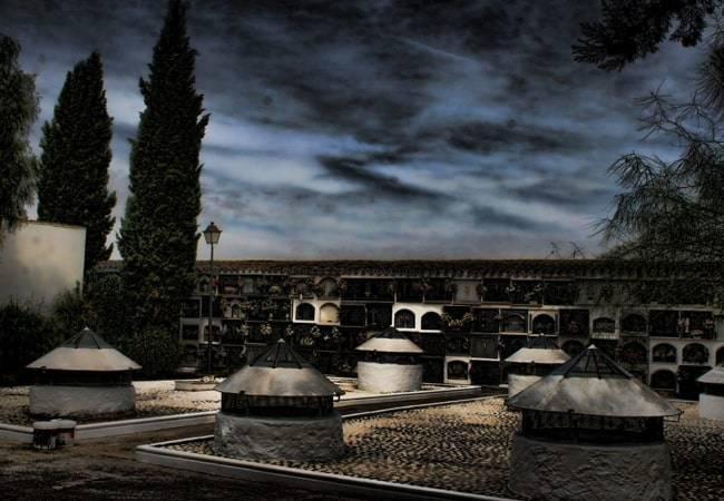 Cementerio de Monturque