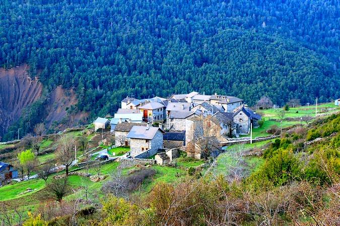 Escapada rural a Nerín, en Huesca