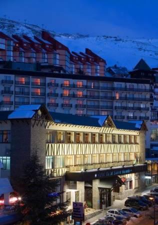 Nieve y relax en el hotel Meliá Sierra Nevada