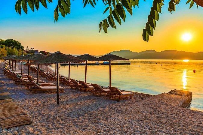 Nikiana, un paraíso en la isla griega de Lefkada