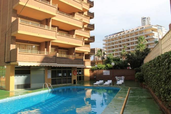 Noches de hotel en benidorm el mejor regalo para el d a del padre - Apartamento en benidorm barato ...