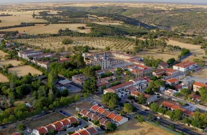 Nuevo Baztán, entre los pueblos más bonitos de España