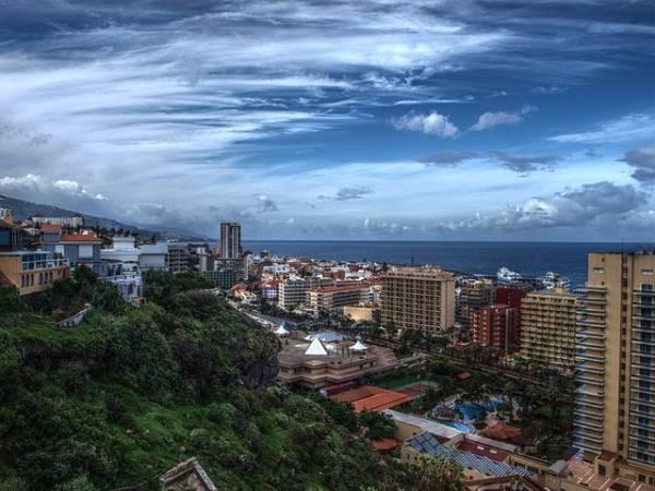 Vacaciones navideñas en Puerto de la Cruz, Tenerife