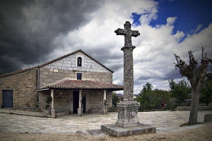 Ermita de Navahonda, en Robledo de Chavela, Madrid