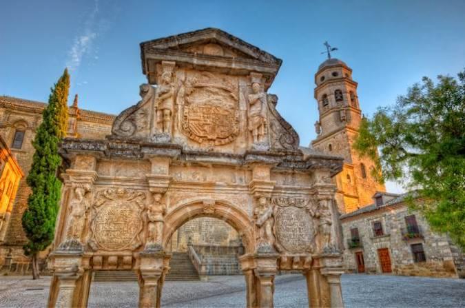 Baeza, Patrimonio de la Humanidad en Jaén