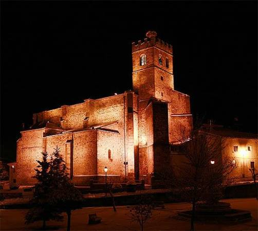 Iglesia de Santa María la Mayor, Ólvega