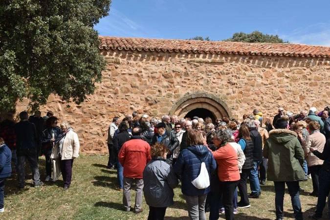 Romería de San Marcos en Ólvega, Soria