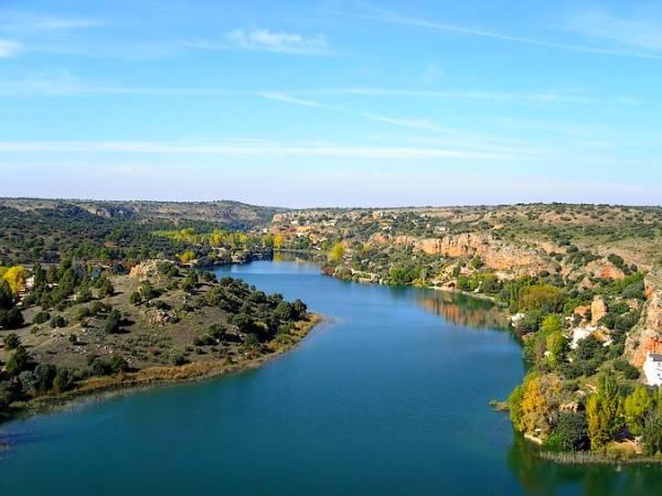 Ossa de Montiel, en el corazón de La Mancha