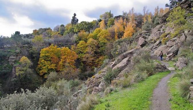 Un otoño mágico en La Alpujarra de Granada