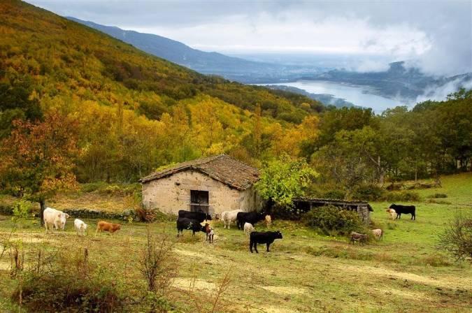 Otoño mágico en el Valle de Ambroz