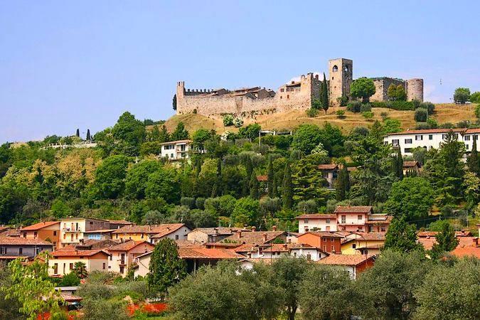Mejores destinos en Italia: Padenghe sul Garda