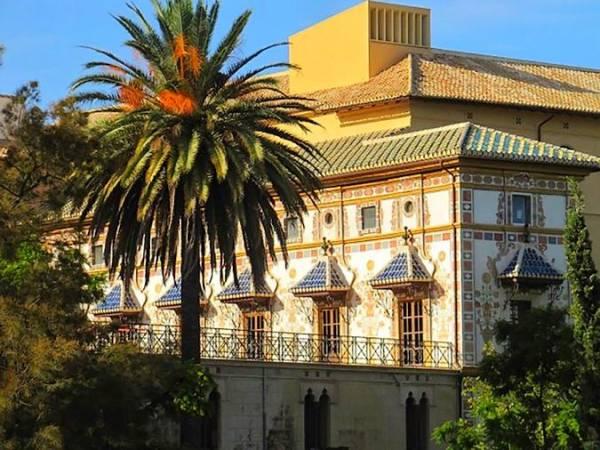 El Palacio Ducal de los Borja, en Gandía