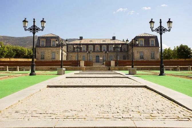 Palacio de los Duques de Alba de Piedrahíta, en Ávila