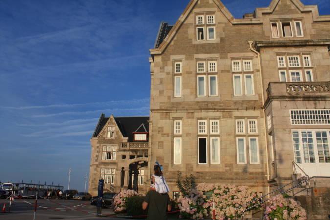 El Palacio de la Magdalena en Santander, un lugar de reyes