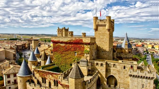 Resultado de imagen de Palacio Real de Olite