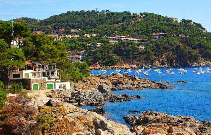 Palafrugell, destino estrella en la Costa Brava de Girona