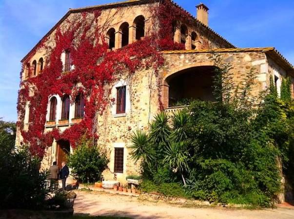 Mas Pla, la casa del escritor Josep Pla en Palafrugell