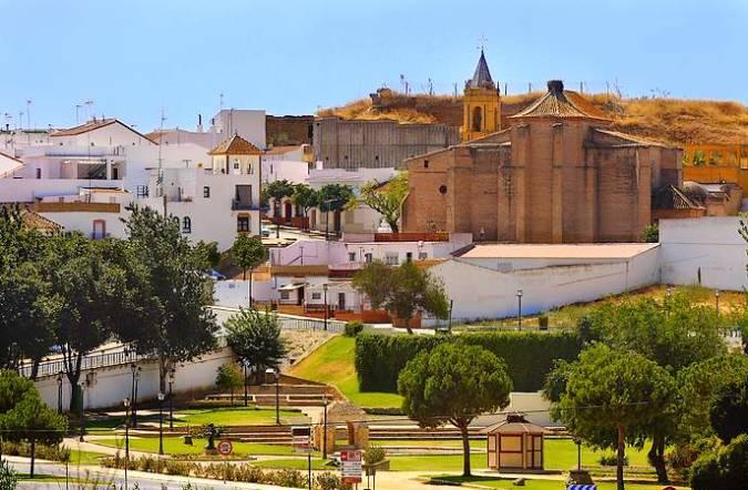 Palos de la Frontera, en Huelva