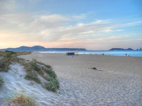 Playa de Pals, en Girona