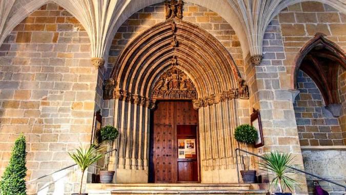 Iglesia de San Saturnino, en Pamplona