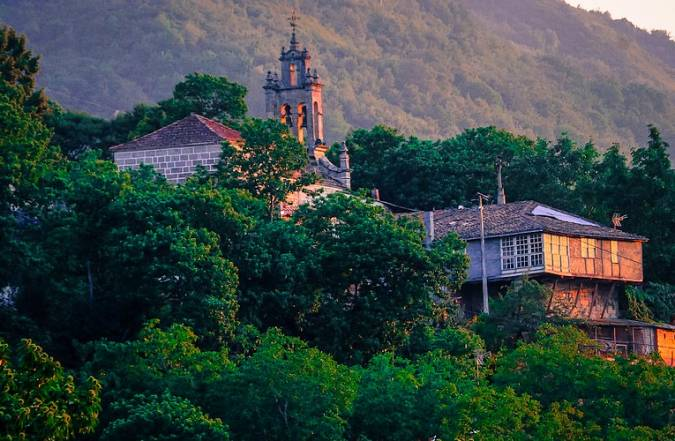 Parada de Sil, la belleza de la Ribeira Sacra